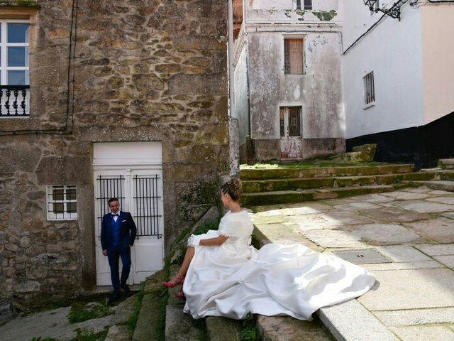 La boda de Daniel y Sabela en Noia, A Coruña 37