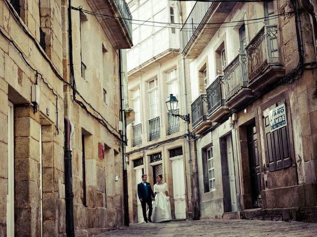 La boda de Daniel y Sabela en Noia, A Coruña 38