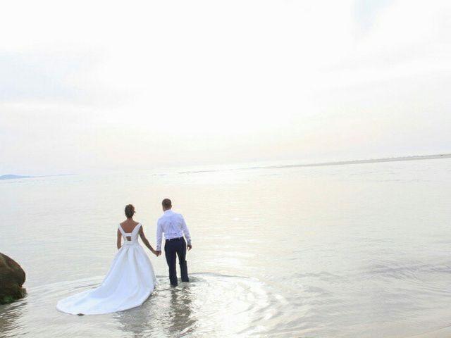 La boda de Daniel y Sabela en Noia, A Coruña 39