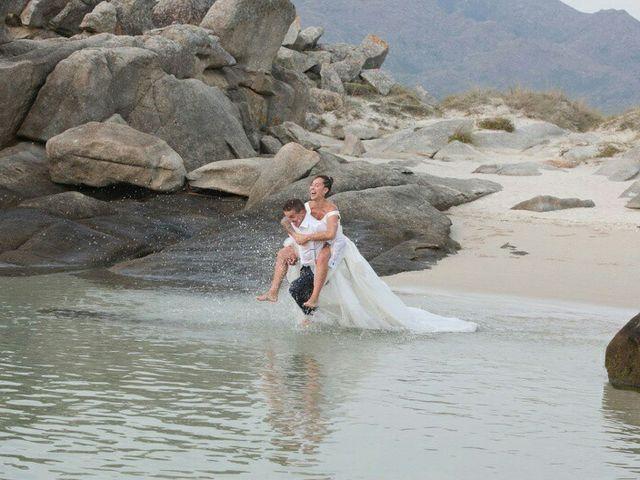 La boda de Daniel y Sabela en Noia, A Coruña 40