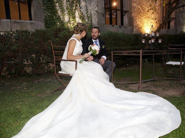 La boda de Javi y Amaya en Cabanillas Del Monte, Segovia 4