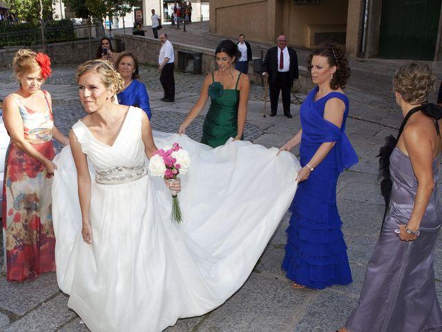 La boda de Javi y Amaya en Cabanillas Del Monte, Segovia 13