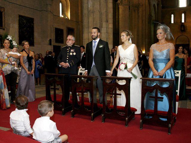 La boda de Javi y Amaya en Cabanillas Del Monte, Segovia 14