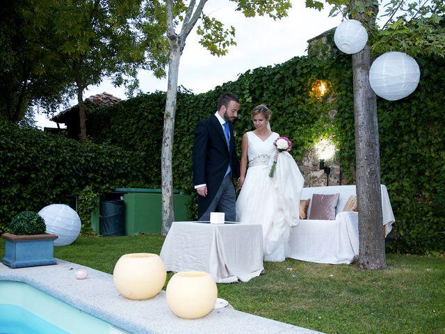 La boda de Javi y Amaya en Cabanillas Del Monte, Segovia 2