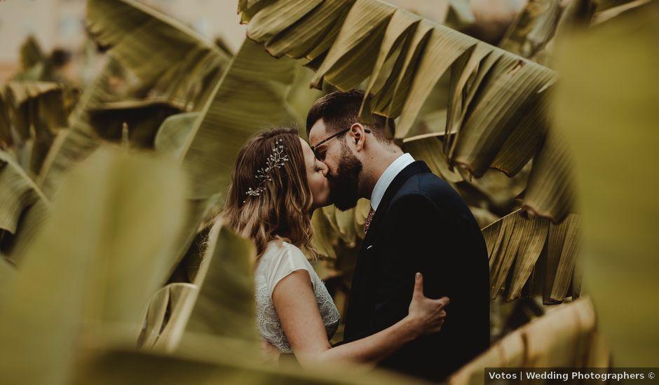 La boda de Miche y Kasia en Arucas, Las Palmas