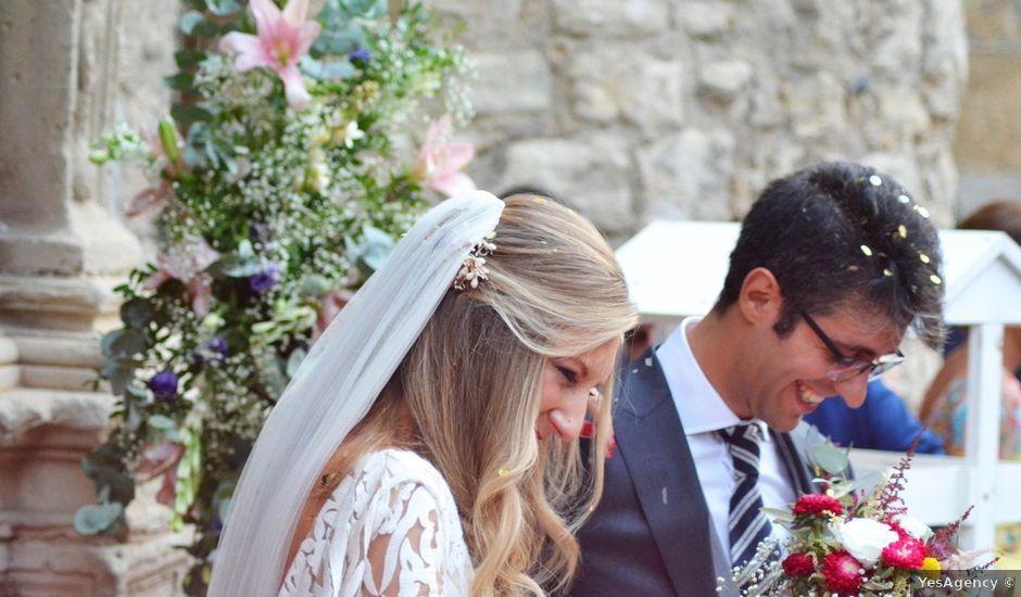 La boda de Carlos y Laura en Jaén, Jaén