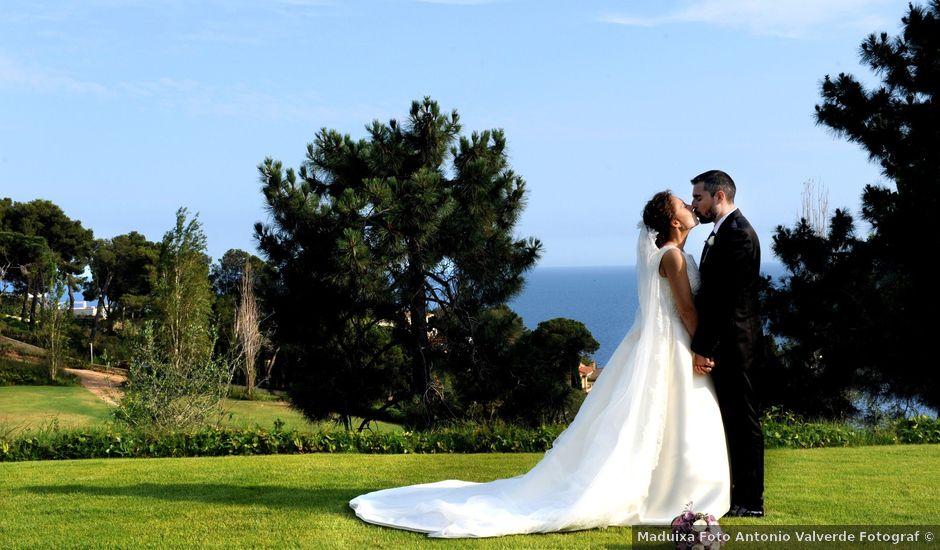 La boda de Vanessa y Raul en Lloret De Mar, Girona