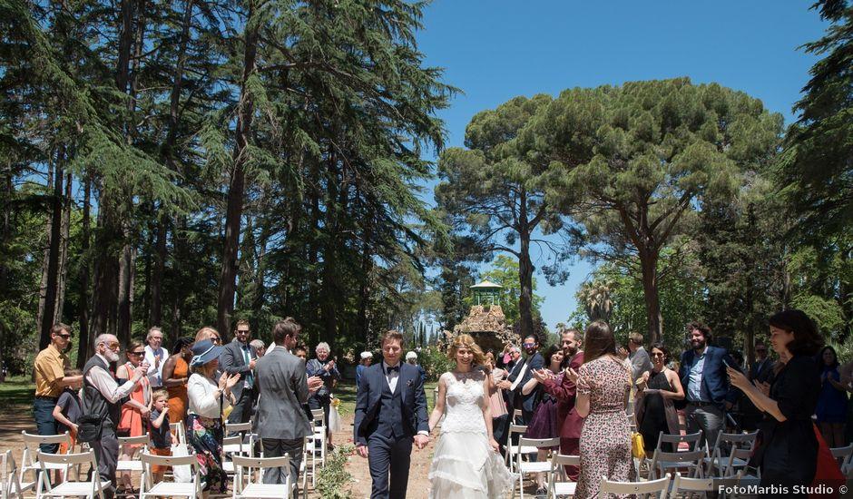 La boda de Matthew y Marina en Cambrils, Tarragona