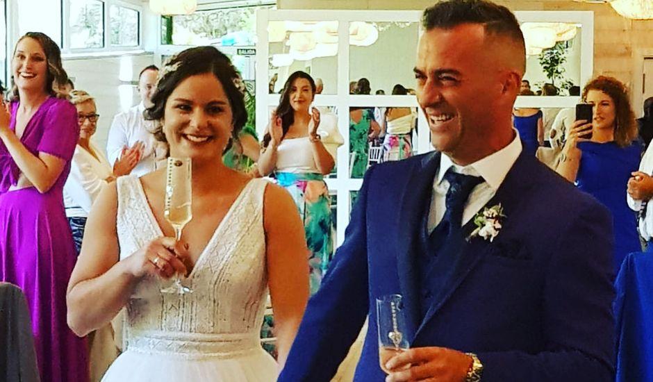 La boda de Alvaro y Veronica en Santiago De Compostela, A Coruña