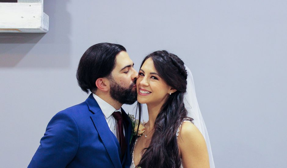 La boda de Emanuel y Jelsy en Sant Boi De Llobregat, Barcelona