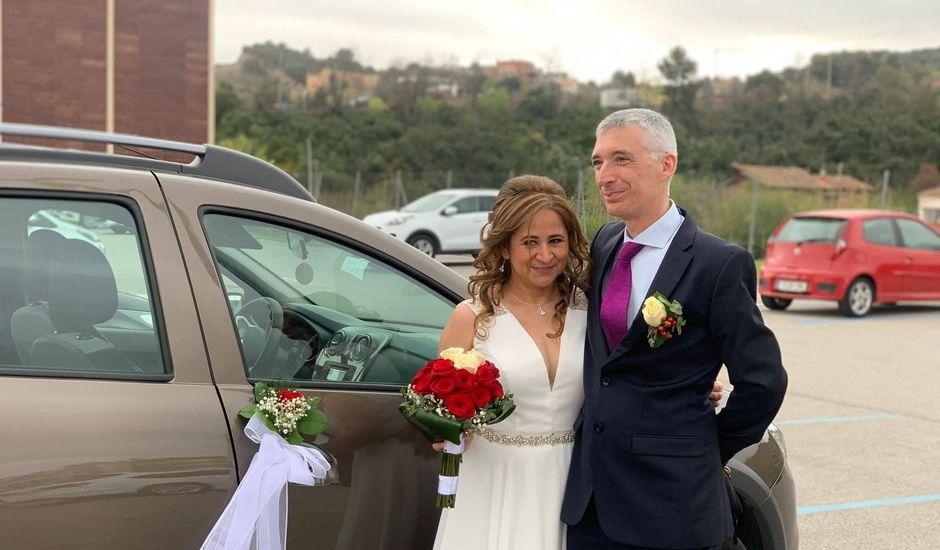 La boda de Miguel y Germania en Terrassa, Barcelona