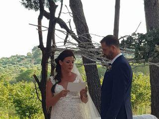 La boda de Marina  y Pere 1