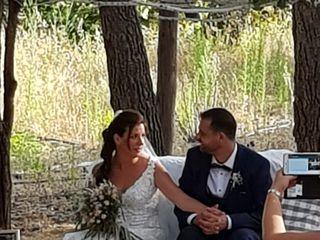 La boda de Marina  y Pere 2