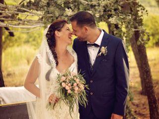 La boda de Marina  y Pere