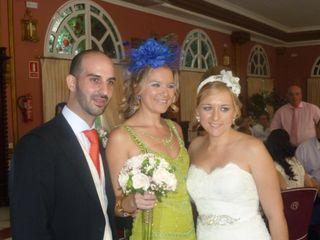 La boda de Mariam y David 1