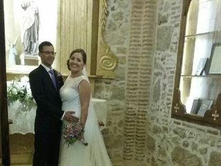 La boda de Minerva  y Raúl  1