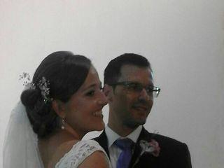 La boda de Minerva  y Raúl  2