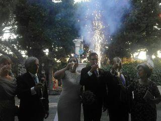 La boda de Minerva  y Raúl