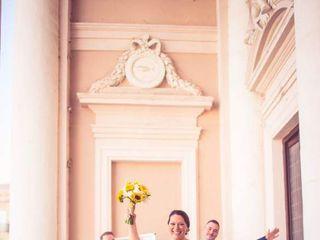 La boda de Cristina y Melo 1