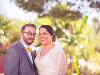 La boda de Cristina y Melo 2