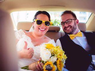 La boda de Cristina y Melo