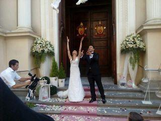 La boda de María Isabel y Jerónimo