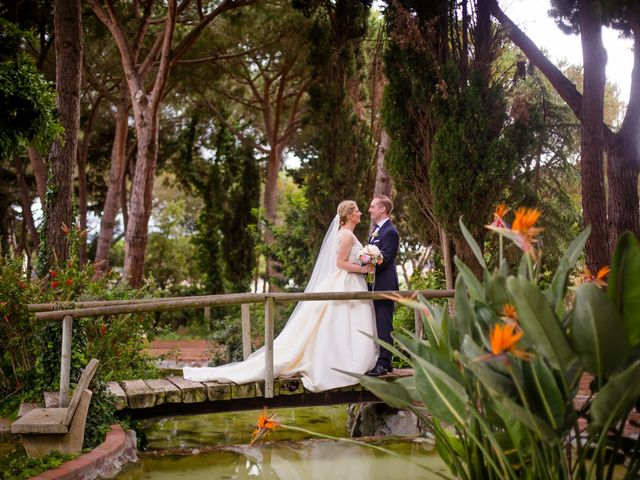 La boda de Christina y Raphael