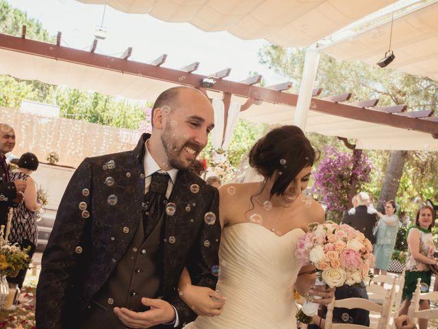 La boda de Monica y David