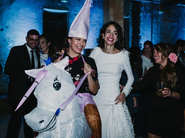 La boda de Santi y Laura en Otero De Herreros, Segovia 3