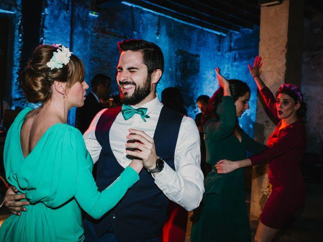 La boda de Santi y Laura en Otero De Herreros, Segovia 6