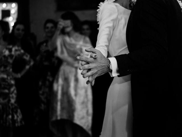 La boda de Santi y Laura en Otero De Herreros, Segovia 13