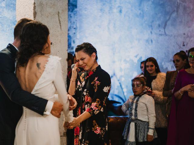 La boda de Santi y Laura en Otero De Herreros, Segovia 14