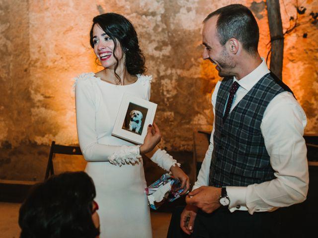 La boda de Santi y Laura en Otero De Herreros, Segovia 17