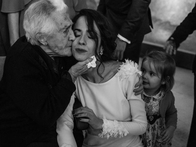 La boda de Santi y Laura en Otero De Herreros, Segovia 24