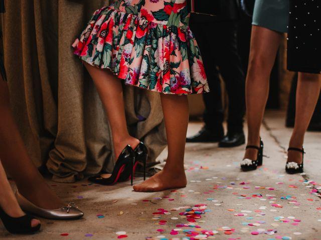 La boda de Santi y Laura en Otero De Herreros, Segovia 30