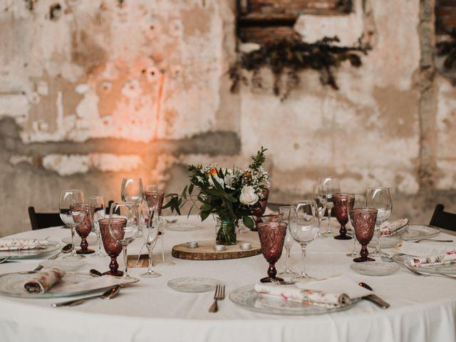 La boda de Santi y Laura en Otero De Herreros, Segovia 35