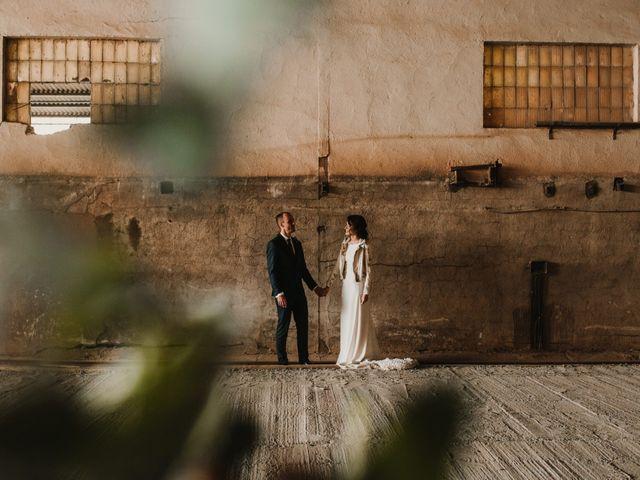 La boda de Santi y Laura en Otero De Herreros, Segovia 41
