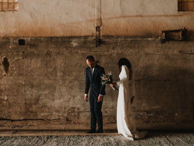 La boda de Santi y Laura en Otero De Herreros, Segovia 1