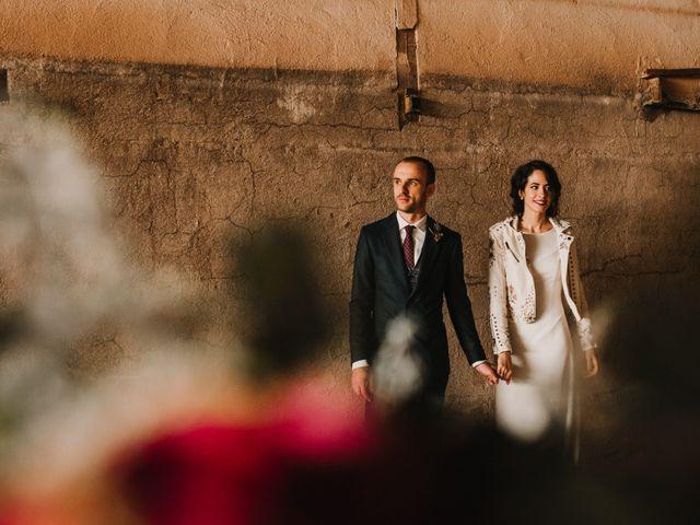 La boda de Santi y Laura en Otero De Herreros, Segovia 42