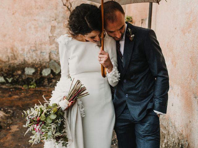 La boda de Santi y Laura en Otero De Herreros, Segovia 50