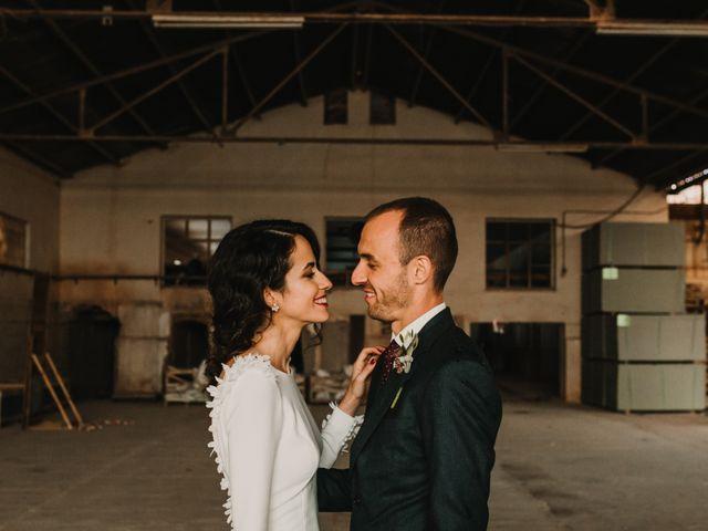 La boda de Santi y Laura en Otero De Herreros, Segovia 51