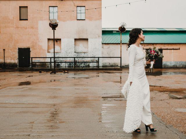 La boda de Santi y Laura en Otero De Herreros, Segovia 52