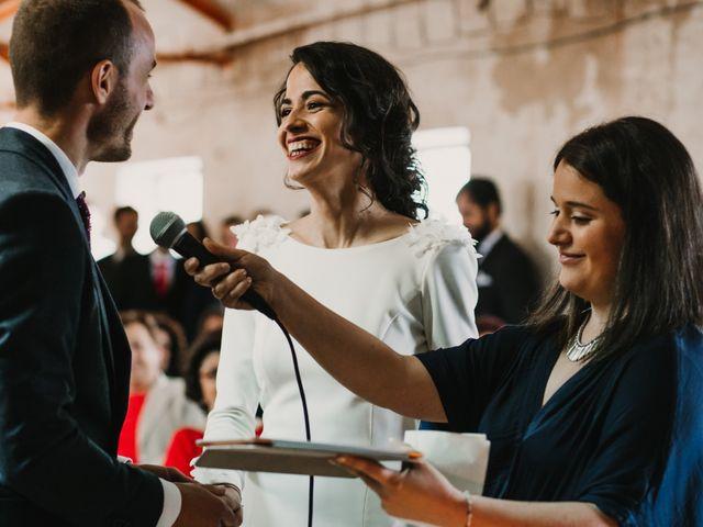 La boda de Santi y Laura en Otero De Herreros, Segovia 53