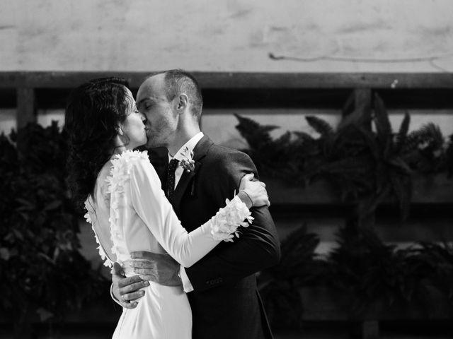 La boda de Santi y Laura en Otero De Herreros, Segovia 54