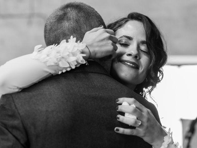 La boda de Santi y Laura en Otero De Herreros, Segovia 56