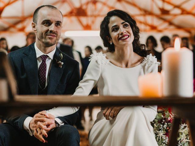 La boda de Santi y Laura en Otero De Herreros, Segovia 2