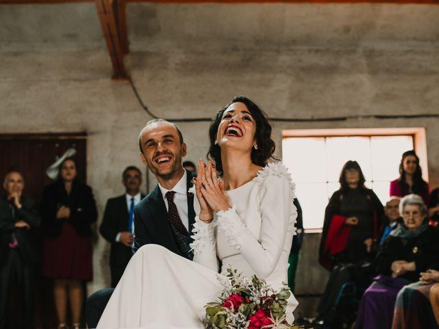 La boda de Santi y Laura en Otero De Herreros, Segovia 58