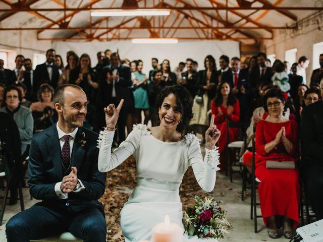 La boda de Santi y Laura en Otero De Herreros, Segovia 62