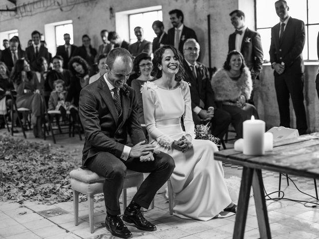 La boda de Santi y Laura en Otero De Herreros, Segovia 63