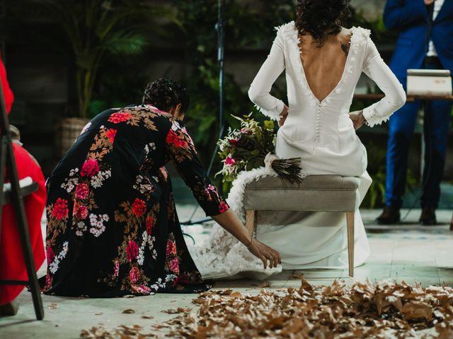 La boda de Santi y Laura en Otero De Herreros, Segovia 64